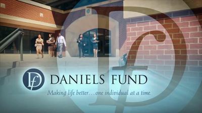 Daniels Scholarship Program Television PSA screenshot
