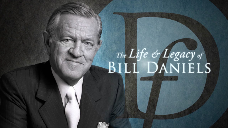 Bill Daniels Life & Legacy video screenshot